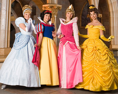 princesses-and-characters